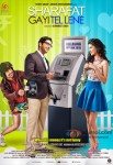 Zayed Khan, Tena Desae and Rannvijay Singh starrer Sharafat Gayi Tel Lene Movie Poster 1