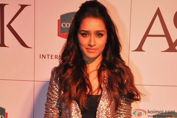 Shraddha Kapoor at an event