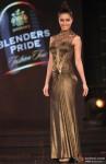 Shraddha Kapoor Walks The Ramp At 2014's Blenders Pride Fashion Tour Pic 4
