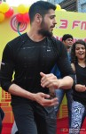 Sidharth Malhotra during the event Cycles At Equal Street's, Bandra Pic 2