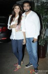 Shilpa Shetty and Raj Kundra At Special Screening Of Movie 'Chaar Sahibzaade'