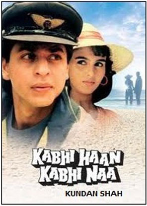 Kabhi Haan Kabhi Naa Movie Poster