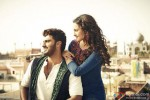 Arjun Kapoor and Sonakshi Sinha in Tevar Movie Stills Pic 1