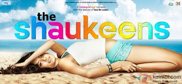 The Shaukeens Movie Poster