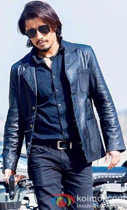 Ali Zafar in a still from movie 'Kill Dil'