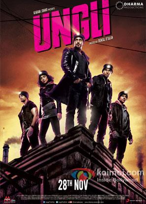 Ungli Movie Poster