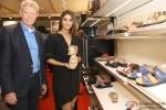 Vaani Kapoor Inaugurates Bata Store In Noida Pic 4
