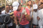 Vivek Oberoi Picks Up Broom For 'Swachh Bharat Abhiyan' Pic 3
