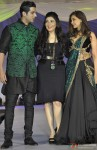 Zayed Khan and Lisa Ray Walk The Ramp For Global Peace Initiative