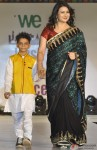 Poonam Dhillon Walks The Ramp For Global Peace Initiative