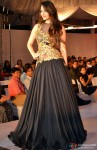 Zoya Afroz Walks The Ramp For Global Peace Initiative