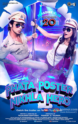 Phata Poster Nikhla HERO (2013) Movie Poster