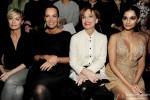 Sonam Kapoor Attends The GIORGIO ARMANI PRIVE Show In Paris Pic 3
