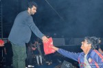 Arjun Kapoor during the promotion of movie 'Tevar' at IIT Powai Pic 3