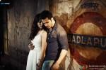 Varun Dhawan and Yami Gautam in Badlapur Movie Stills Pic 1