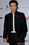 Karan Johar At 60th Britannia Filmfare Pre-Awards Party