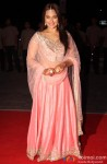 Sonakshi Sinha during the Kush Sinha's wedding reception