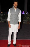 Riteish Deshmukh during the Kush Sinha's wedding reception