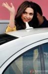 Deepika Padukone during the shooting of movie 'Tamasha' Pic 3