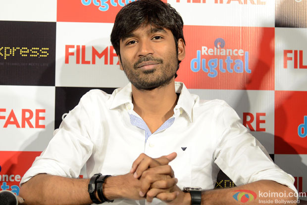 Dhanush at an event