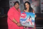 Ganesh Acharya and Mallika Sherawat during the launch of movie Dirty Politics' New Song 'Ghagra'
