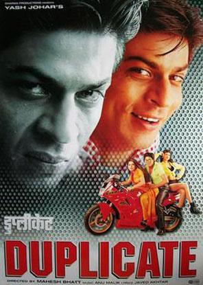 Duplicate (1998) Movie Poster