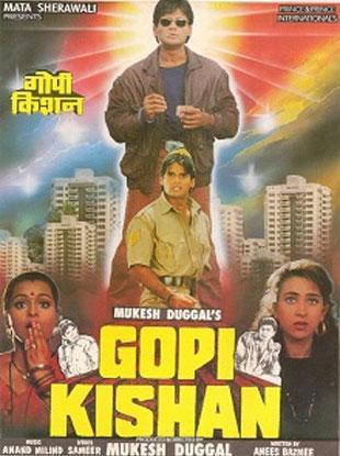 Gopi Kishan (1994) Movie Poster