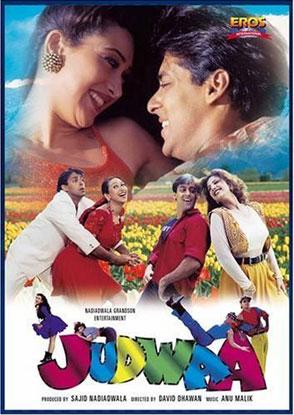 Judwaa (1997) Movie Poster