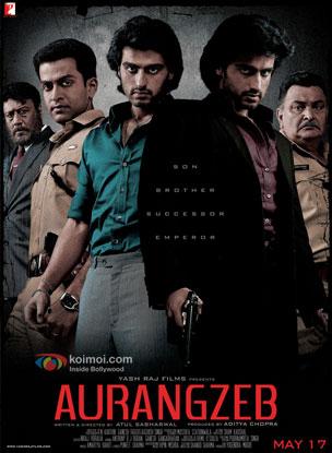 Aurangzeb (2013) Movie Poster