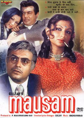 Mausam (1975) Movie Poster