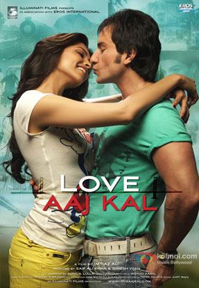 Love Aaj Kal (2009) Movie Poster