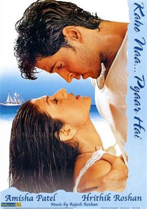 Kaho Naa... Pyaar Hai (2000) Movie Poster