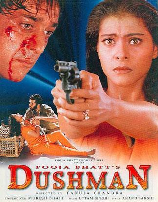 Dushman (1998) Movie Poster