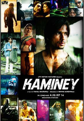 Kaminey (2009) Movie Poster