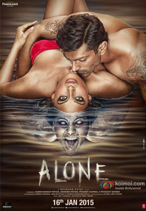 Alone (2015) Movie Poster