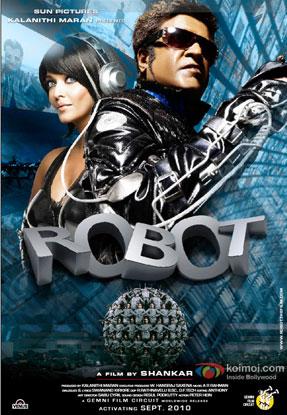 Robot (2010) Movie Poster