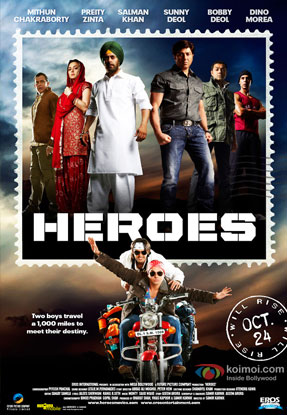 Heroes (2008) Movie Poster