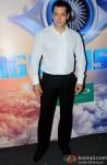 Salman Khan on the sets of Bigg Boss Season 8