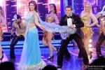 Jacqueline Fernandez and Salman Khan on the sets of Bigg Boss Season 8 Pic 2