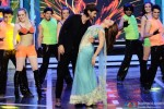 Arjun Rampal and Jacqueline Fernandez on the sets of Bigg Boss Season 8 Pic 3