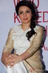 Tisca Chopra during the trailer launch of movie 'Rahasya'