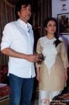 Kay Kay Menon and Tisca Chopra during the trailer launch of movie 'Rahasya'