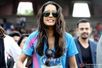 Lisa Haydon at a Celebrity Cricket League match Pic 1