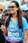 Lisa Haydon at a Celebrity Cricket League match Pic 2