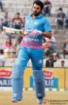 Shabbir Ahluwalia at a Celebrity Cricket League match