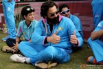 Bobby Deol at a Celebrity Cricket League match