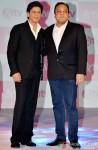 Shah Rukh Khan and Punit Goenka during the launch of New TV Show 'Sabse Shaana Kaun?