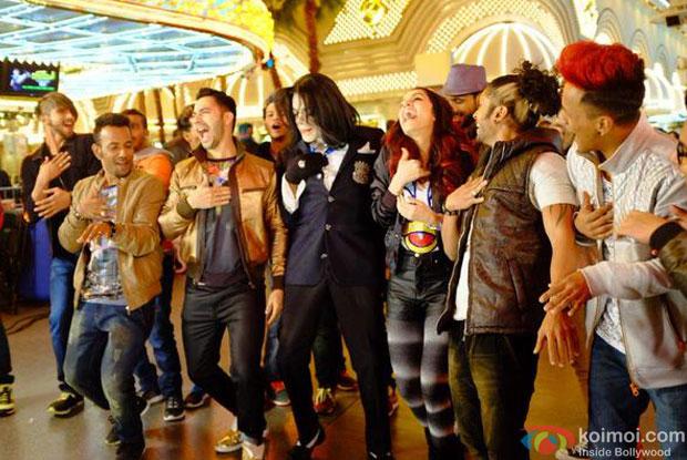 Varun Dhawan, Shraddha Kapoor's ABCD 2 US Shoot Fun