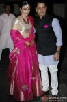 Soha Ali Khan and Kunal Khemmu during their Wedding Party & Reception Pic 2