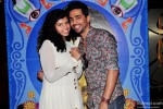 Veera Saxena and Gulshan Devaiah during the trailer launch of 'Hunterrr' Pic 2